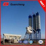 Planta de procesamiento por lotes por lotes concreta de la estación del cemento del cargamento del uno mismo Hzs25 en venta