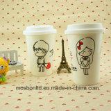 2016 Patterns più caldo 400ml Ceramic Mugs/Cups con Lip