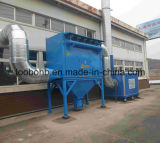 Ciclone Pre-Filter Dust Extraction e Cartridge Filtration Fume Extraction System