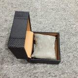 Boîte-cadeau d'emballage de papier de bijou de chapeau de carton de qualité