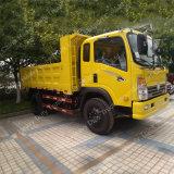 Sinotrukの工場6車輪のダンプトラックかダンプトラック5t