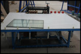 Horizontales warmes Rand-Distanzstück-isolierender Glasproduktionszweig