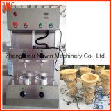 Fabricante automático do cone da pizza da máquina da pizza do cone