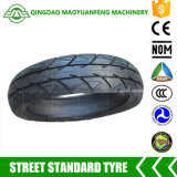 100/60-12 fabricante del neumático del neumático de la vespa de China Qingdao