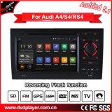 Androide 5.1/1.6 gigahertz de la navegación del GPS para la radio de Audi A4/S4 con la conexión Hualingan de WiFi