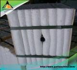 1400 módulo de la fibra de cerámica del hertzio 300*300*610m m 170kg/M3