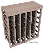 108 cremagliera di legno del vino della mobilia della bottiglia DIY per memoria domestica