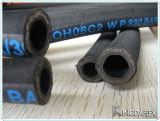 Hochdruckstahldraht-verstärkter industrieller hydraulischer Gummiöl-Schlauch En853 1sc