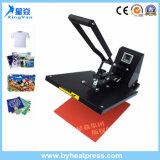 Gerador Clamshell Heat Press Machine para T-Shirt