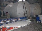 Machine automatique de soudage bout à bout de feuille de HDPE/PVC/PVDF/PP
