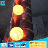 Le prix bas chinois 6 pouces a modifié la bille en acier avec ISO9001