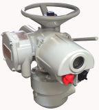Actuador eléctrico de varias espiras inteligente de la válvula