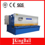 Máquina da tesoura de China Kingball (QC12Y-12X3200) com padrão europeu do controlador do Nc