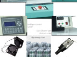 Saldatrice di plastica ultrasonica per il PVC, PE, pp