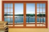 최고 급료 나무로 되는 천연색 필름 입힌 방수 방음은 또는 PVC 미닫이 문을 열 격리한다