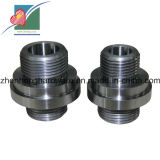 Gute Qualitätspräzisions-mechanische Teile CNC-drechselndes Teil (ZH-MP-018)