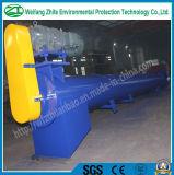 Transportador de tornillo del acero inoxidable del campo del alimento