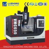 Centro de máquina vertical do CNC (linha central da máquina de trituração 5 do CNC VMC650)