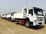Caminhão de descarga do motor Diesel 4X2 de Sinotruk HOWO