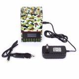 Signal portatif 2g/3G/4G de téléphone cellulaire de bloc d'écran LCD de brouilleur