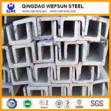 Faisceau en acier de l'acier du carbone de Q235B 5.8m U