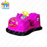 Finego Mini Children Toys Inflatable Rubber Electronic Kids Battery Dodgem Bumper Cars für Sale