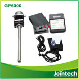 L'inseguitore del veicolo di GPS con il sensore livellato del combustibile per doppio si raddoppia video del livello di combustibile dei due serbatoi