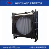 Yc6g245L: gruppo elettrogeno del motore diesel del radiatore del serbatoio di acqua 165kw