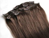 Hair Extensions Black 브라운 Blond에 있는 100% 높은 Quality Clip