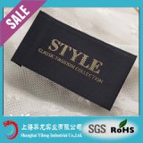 Kundenspezifisches Clothing Label Maker/Custom Woven Labels für Clothing/Woven Garment Label Yilong T35