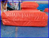 Construction isolée de bâche de protection construisant la couverture corrigeante concrète