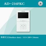 4.3 Zoll-Freisprechvideotür-Telefon-Shell (AD-216FKC)