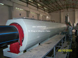 HDPE Water Supply e Gas Pipe Extrusion Line