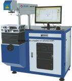 máquina de la marca del laser del CO2 del precio bajo 20W para el caucho de madera