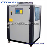 Double Screw Compressor Air Type Water Cooled Chiller