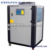 Refrigerador refrigerado por agua del compresor doble del tornillo