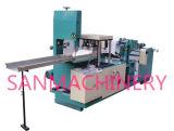 Máquina de dobramento do guardanapo dobro de alta velocidade do competidor elevado da plataforma
