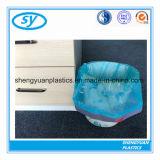 Подгонянные мешки отброса Drawstring размера пластичные