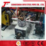 Machine de soudure automatique à haute fréquence de pipe en acier