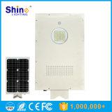 indicatore luminoso di via solare di 15W 20W 30W 40W 50W 60W LED per il giardino