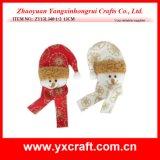 Producto de China de la percha del tirador de la Navidad de la decoración de la Navidad (ZY14Y106-1-2)
