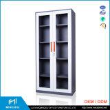 Qualité de Mingxiu 2 meubles d'archivage en acier légers de porte/compartiment double porte