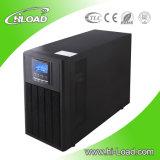 Emissário on-line de alta freqüência de saída 220V com display LCD