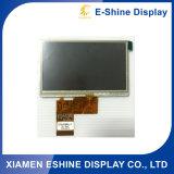 4.3 Luminosité de la résolution 480X272 de TFT intense avec l'écran tactile résistif