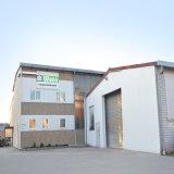 창고를 위한 가벼운 Prefabricated 강철 구조물 건물