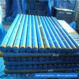 Roulis bleu personnalisé de bâche de protection de PE pour le revêtement