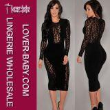 Un vestito caldo dai 2015 randelli (L27803-2)