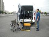 Elettrico Ascensore per sedia a rotelle con la piattaforma Split ( WL - D - 880S -1150 )