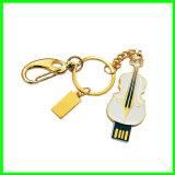 水晶USBのフラッシュ・メモリの防水ギターUSBのフラッシュ駆動機構