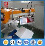 Runde Form-Selbstbildschirm-Drucken-Maschine mit 2 Station der Farben-8